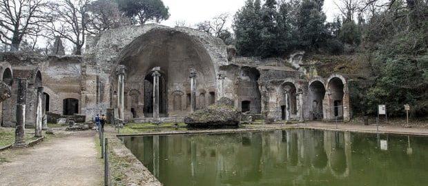 Serapeum w willi Hadriana