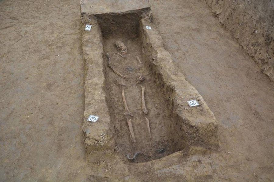 Szkielet z Viminacium