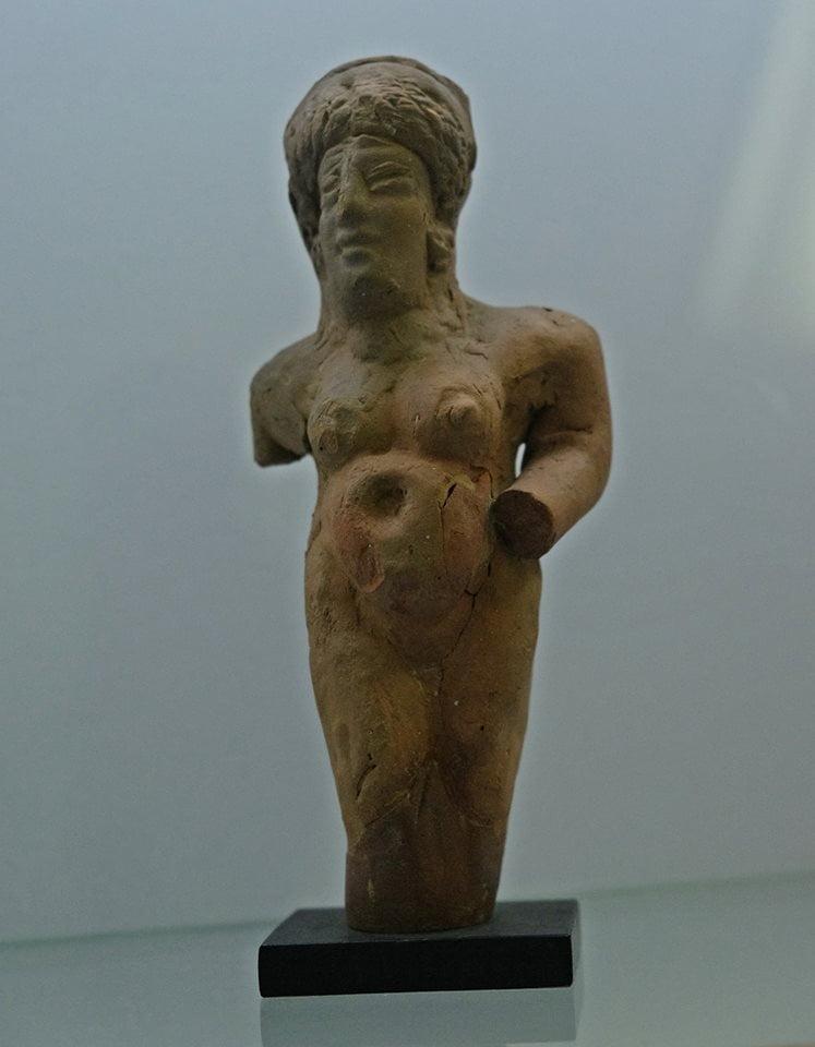 Rzymska statuetka Magna Mater