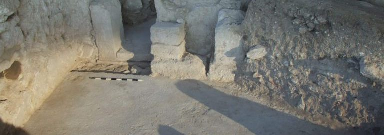 Remains of a Roman camp in Israel have been discovered