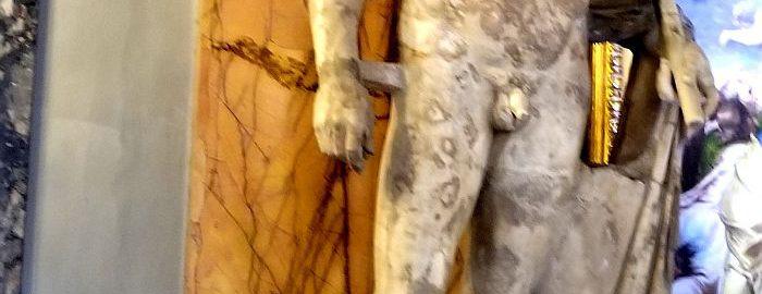 Posąg Apolla z głową Trajana