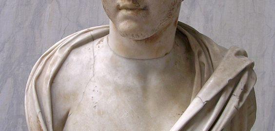 Popiersie Ptolemeusza z Mauretanii