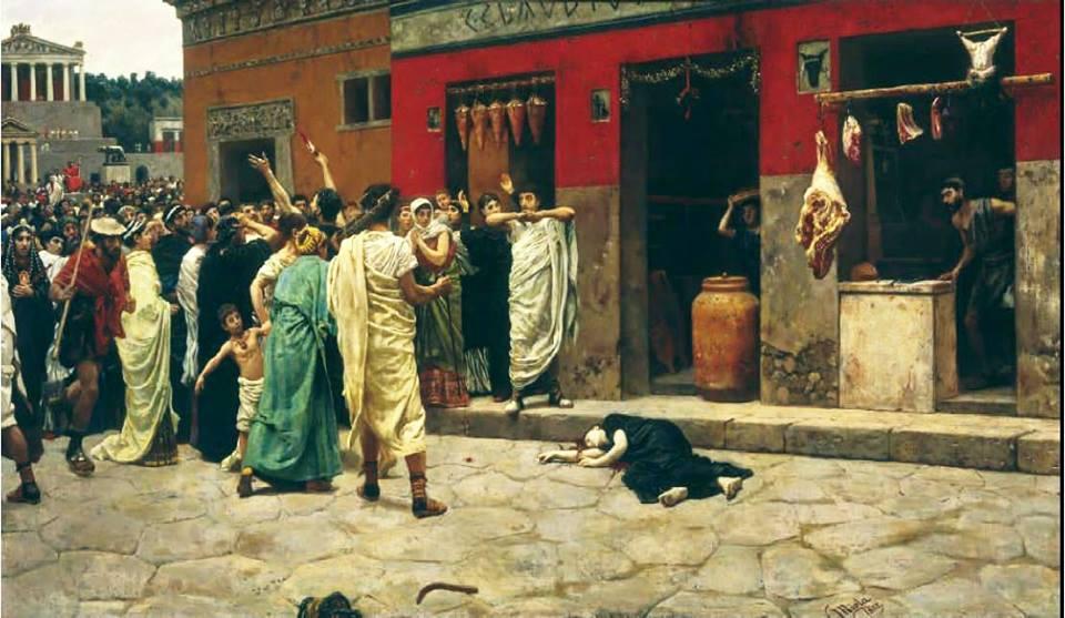 Zniewaga w Rzymie