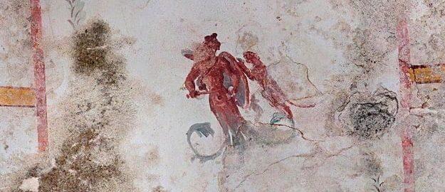 Naukowcy odkryli Komnatę sfinksa w Złotym Domu Nerona
