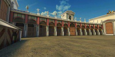 Możemy się wybrać w wirtualną podróż po Circus Maximus