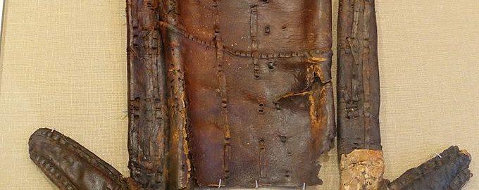 Roman saddle found in Egypt