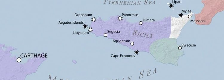 Sicily during the First Punic War