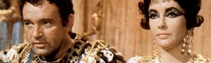 Antony and Cleopatra - movie scene