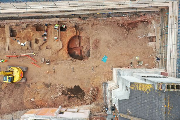 Amazing Roman discovery in Exeter