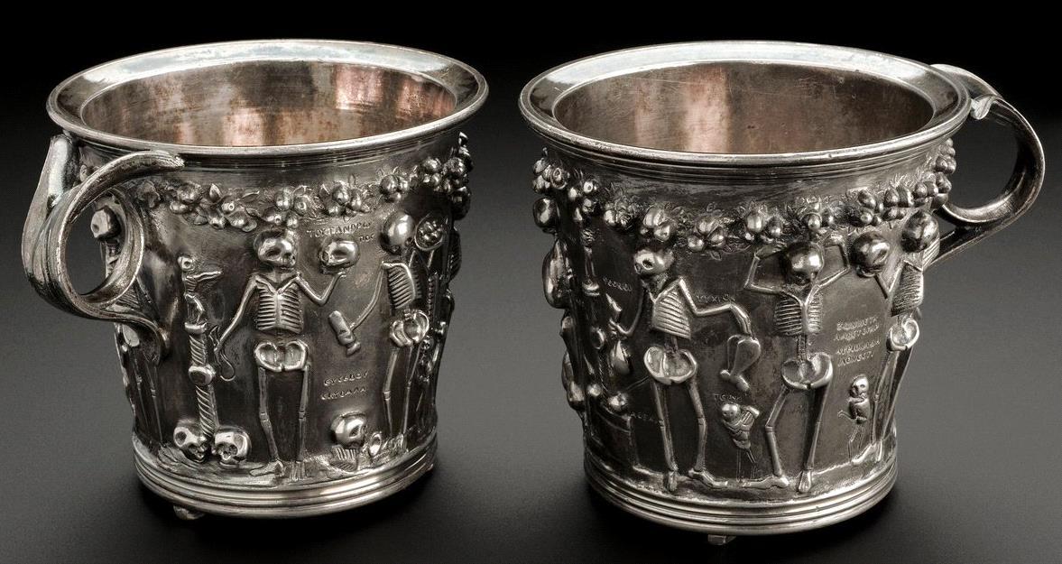 Kubki rzymskie z Boscoreale