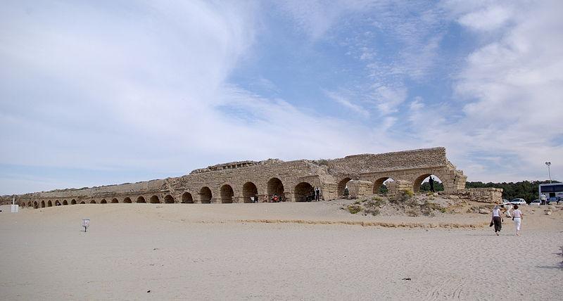 Akwedukt w Cezarei