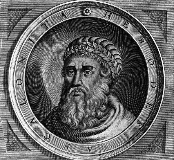 Herod Wielki. Król i budowniczy