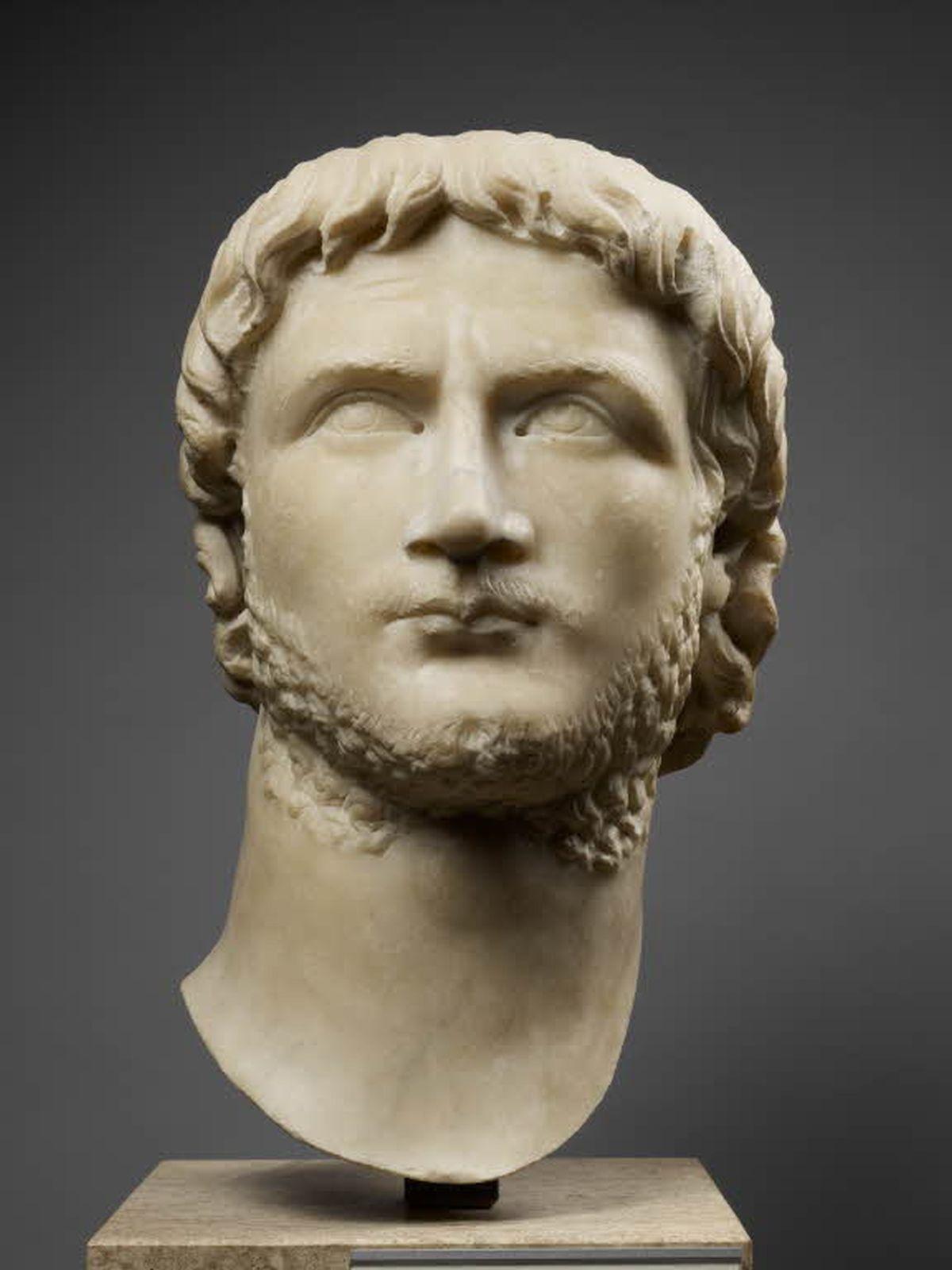 Rzymskie popiersie Galiena