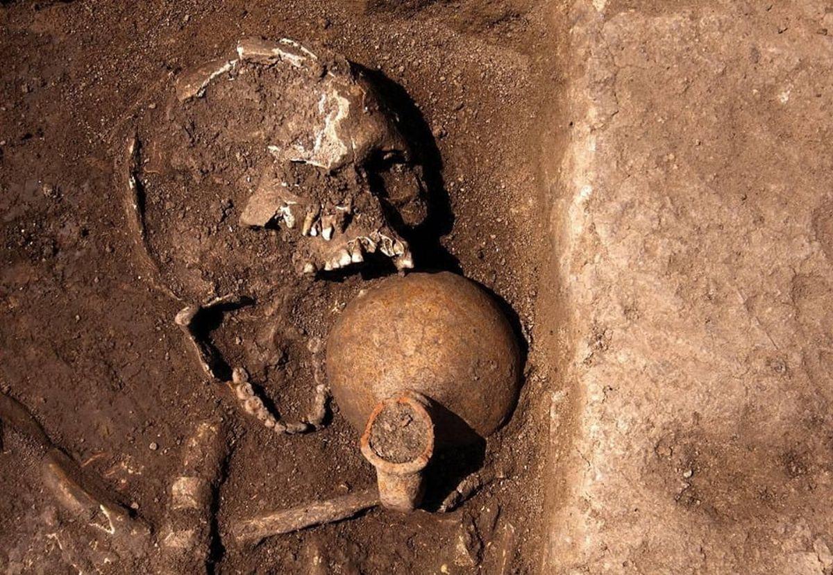 Rzymski grób w Naissus