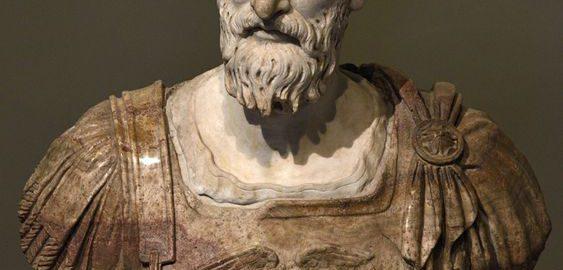 Popiersie Tyberiusza Klaudiusza Pompejanusa