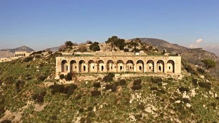 Residues of Temple of Jupiter Anxurus