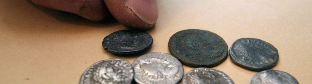 Monety rzymskie na terenie Polski falsyfikatami?