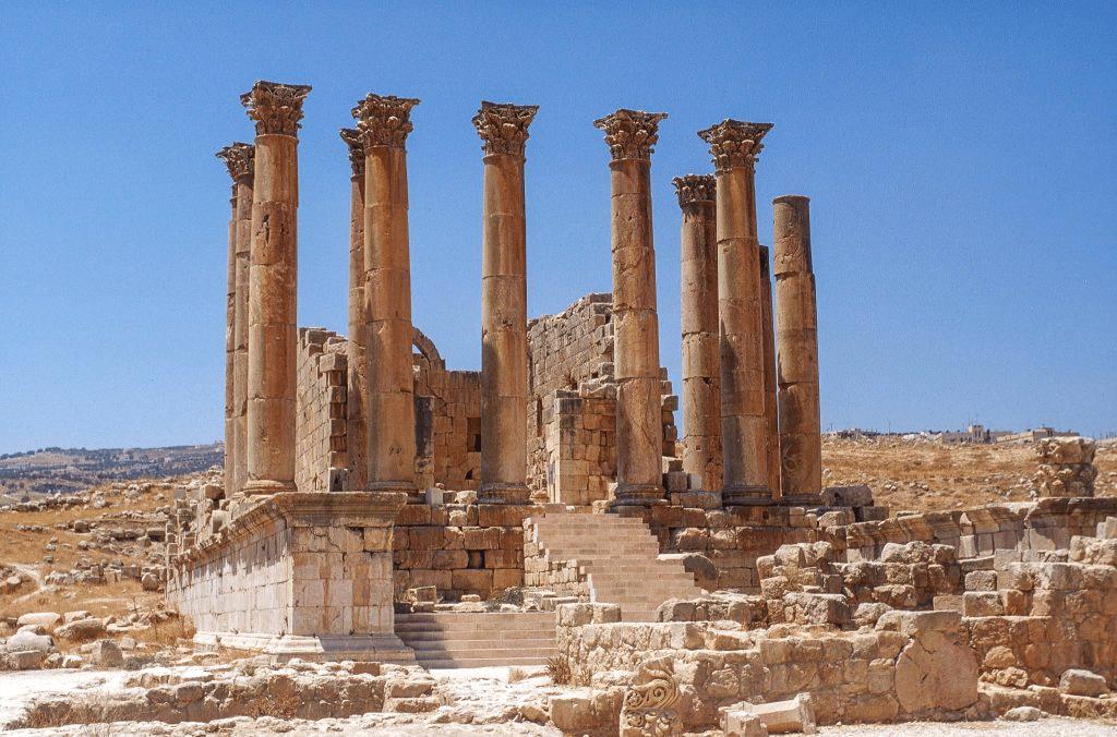 Ruiny świątyni Artemidy