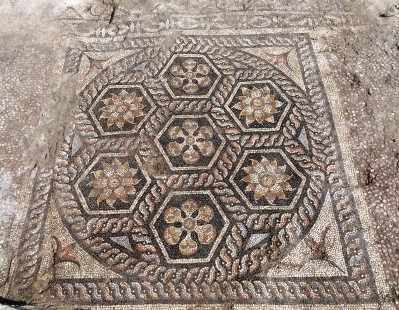 W Egipcie odkryto rzymską mozaikę