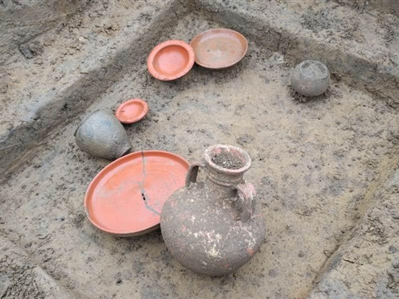 Odkryto pozostałości rzymskiego miasta w Anglii