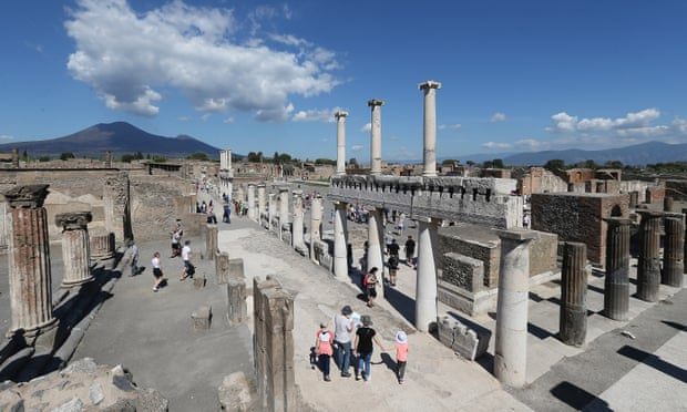 Pompeje | Autor: Marco Cantile/LightRocket via Getty