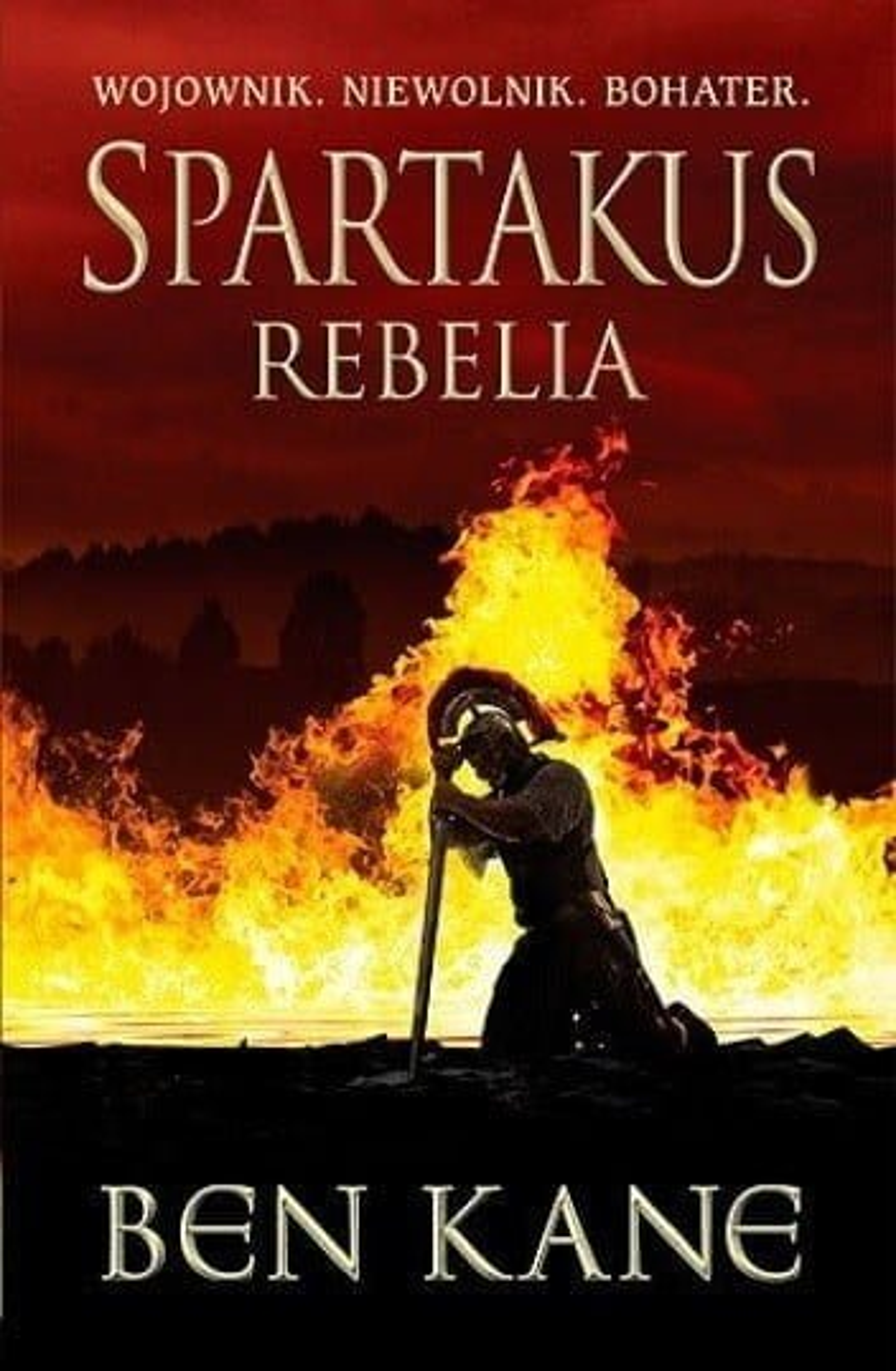 Ben Kane, Spartakus Rebelia