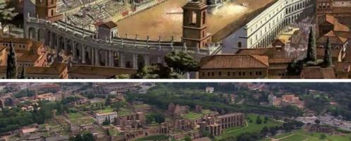 Rekonstrukcja Circus Maximus