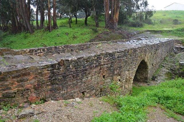 Bridge in Miróbriga