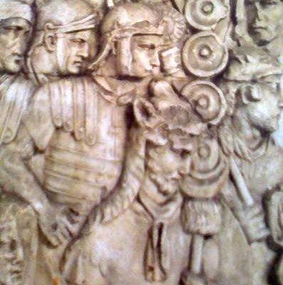 Legioniści rzymscy z czasów pryncypatu