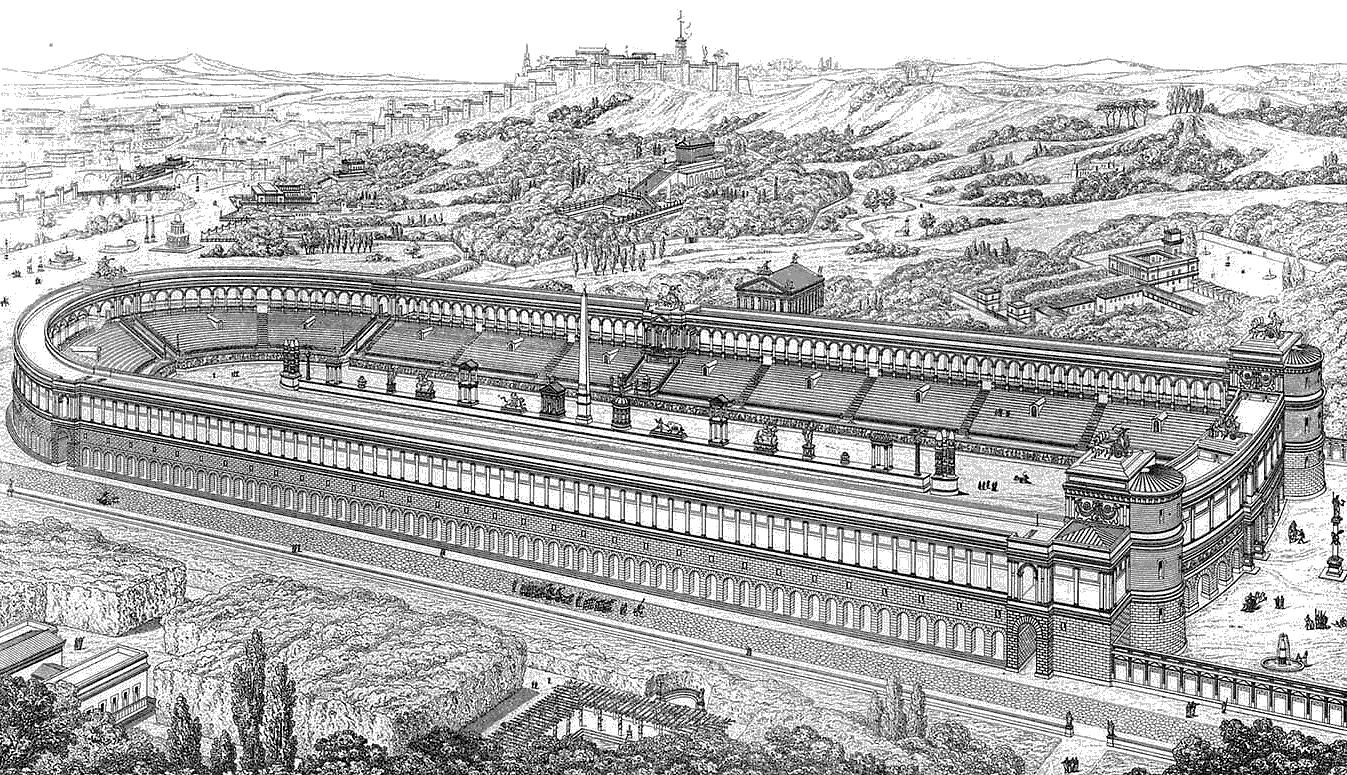 Cyrk Kaliguli i Nerona