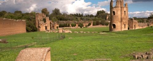 Ruins of Maxentius Circus