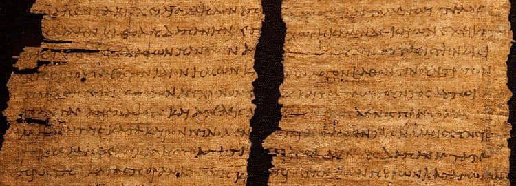 Document signed by Cleopatra
