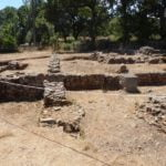Baths in Ammaia