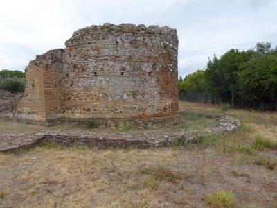 A pagan temple in Sao Cucufate
