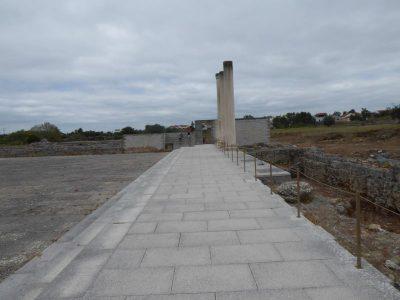 Forum w Conimbriga