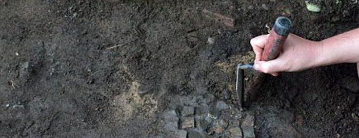 Fragmenty mozaiki odkryto w rzymskiej willi w Gruzji