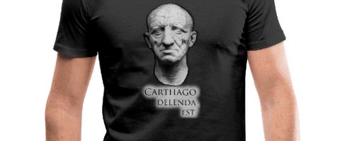 """Nowa propozycja w sklepie - """"Carthago delenda est"""""""