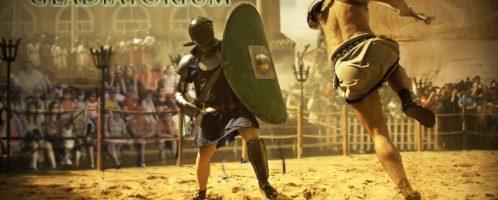 W Krakowie walki gladiatorów