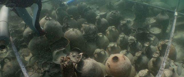 U wybrzeży Majorki odkryto wrak rzymskiego statku