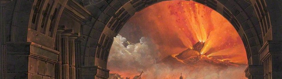 Visualization of the eruption of Vesuvius, Alessandro Sanquirico