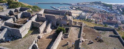Archeolodzy natrafili na pozostałości pierwszej hellenistycznej świątyni w Lacjum