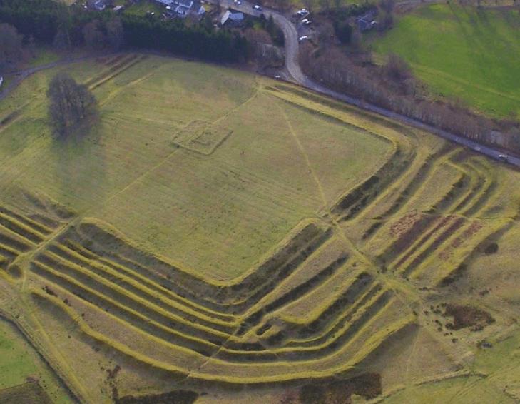 Rzymski fort Ardoch