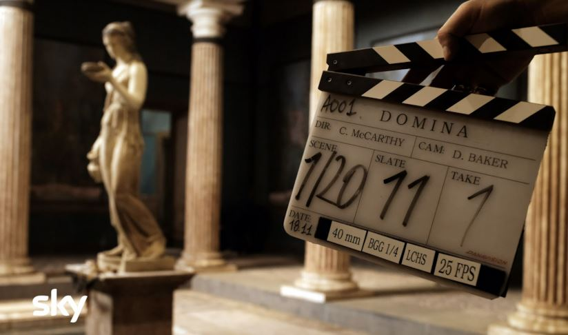 """Domina"" - new series dedicated to ancient Rome"