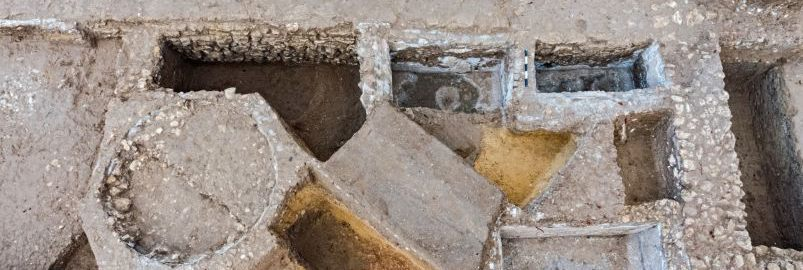Odkryto w Izraelu pozostałości po wytwórni garum