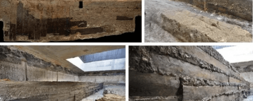 Badacze dowiedzieli się skąd pochodziło drewno wykorzystane do budowy rzymskiej willi