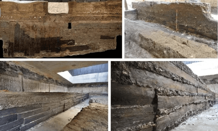 Researchers found out from where wood of Roman villa came from