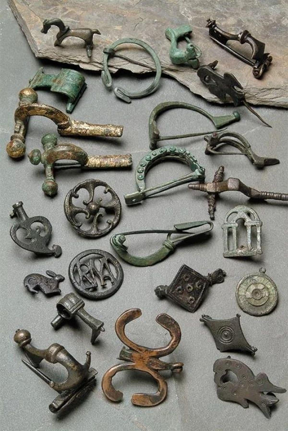 Różne znaleziska rzymskie z Belgradu i okolic