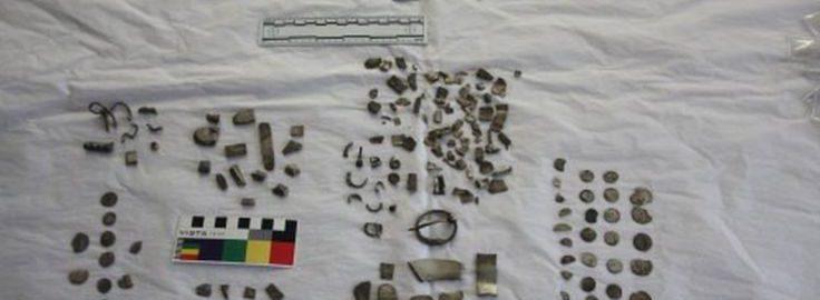 A Roman treasure from Shropshire - hacksilver