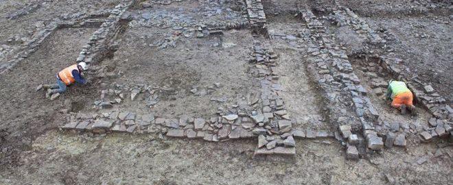 W południowej Walii natrafiono na rzymskie pozostałości