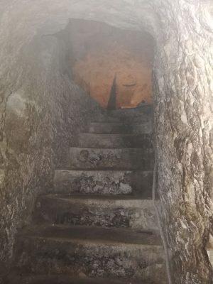 Catacombs of St. Paul in Malta
